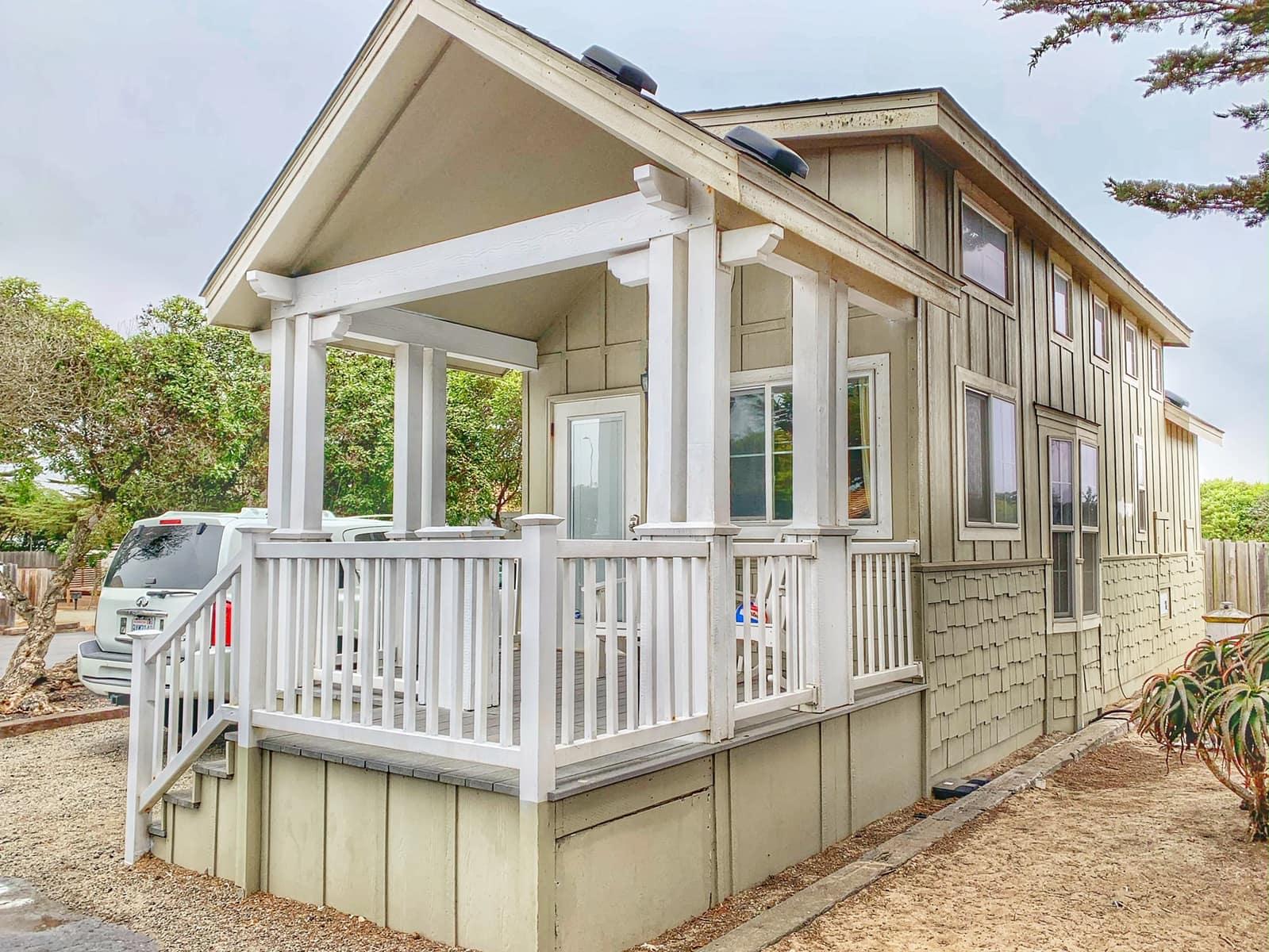 cottage at Marina Dunes RV Park
