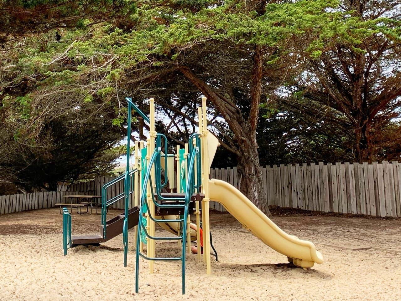 playground at Marina Dunes RV Park