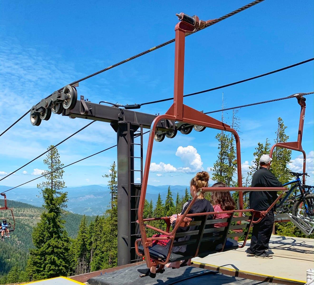 Silver Mountain Resort Ski Lifts