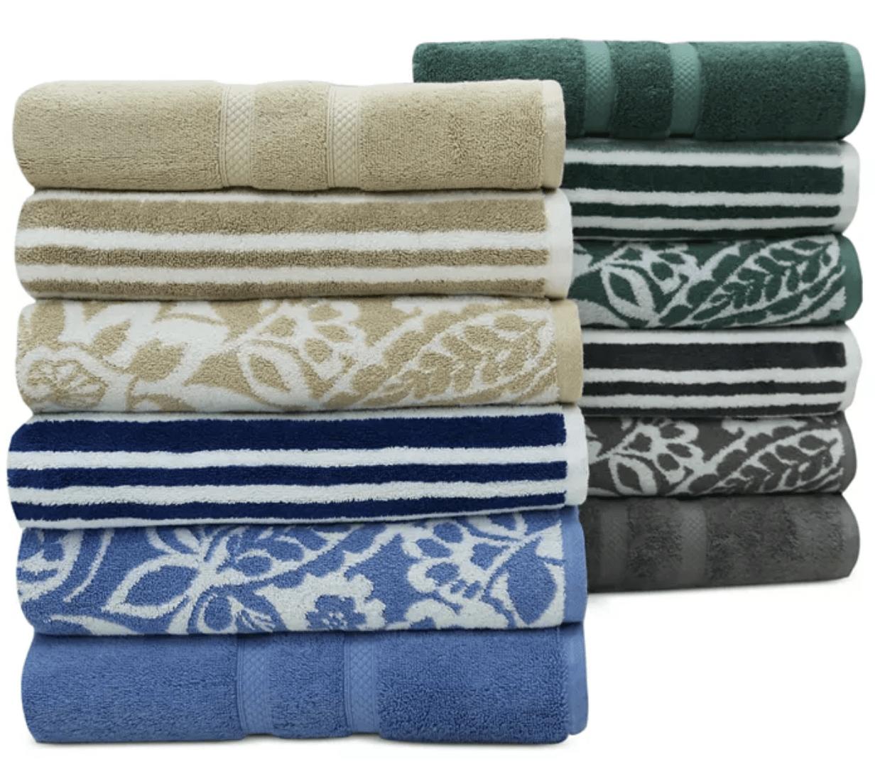 Charter Club Bath Towels