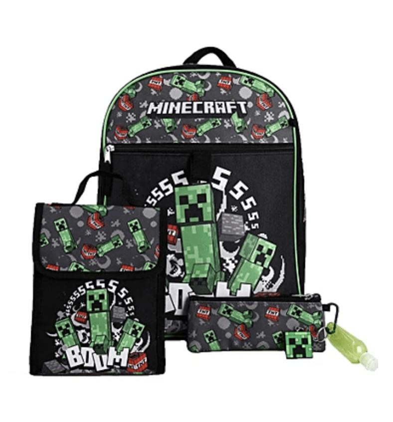 Kids 6 Piece Backpacks