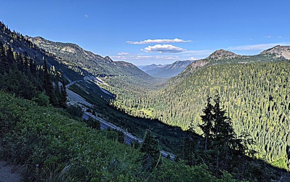 Sheep Lake Ridge Views