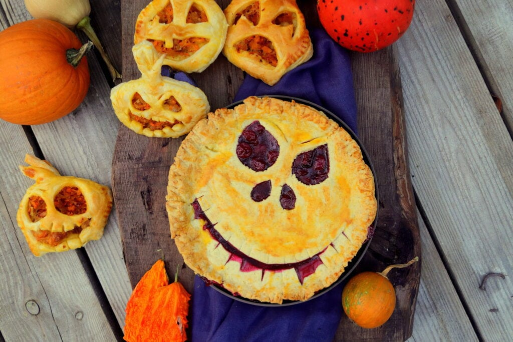 Halloween Pies For For Fun Festive Meals!