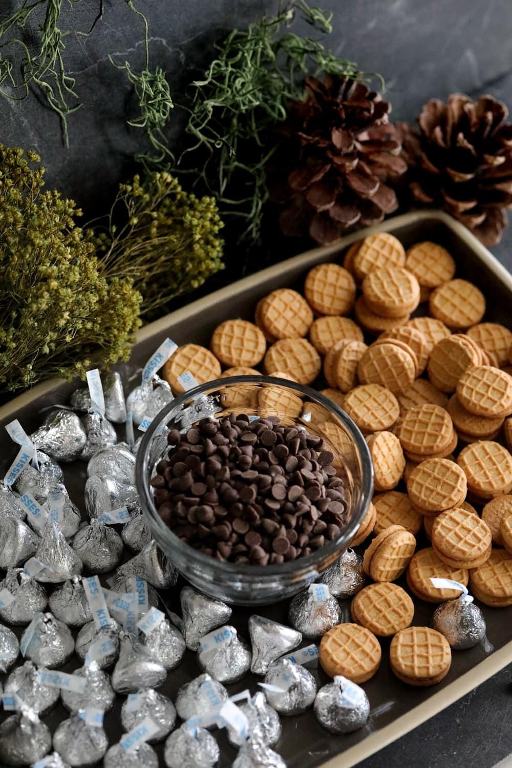 acorn cookie ingredients