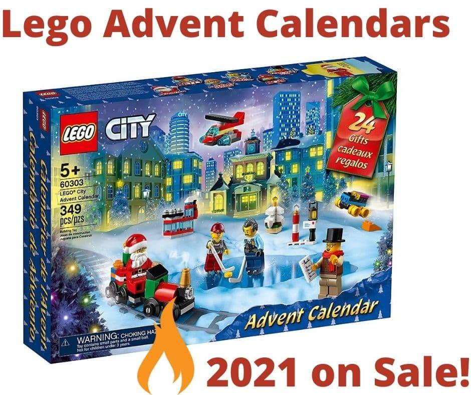 Lego Advent Calendar 2021