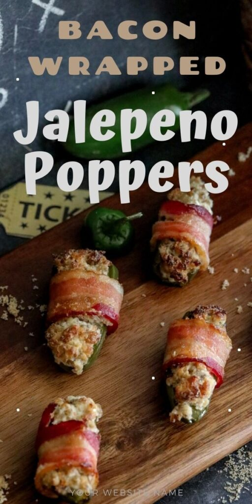Bacon Wrapped Jalapeno Poppers Recipe – Delicious!