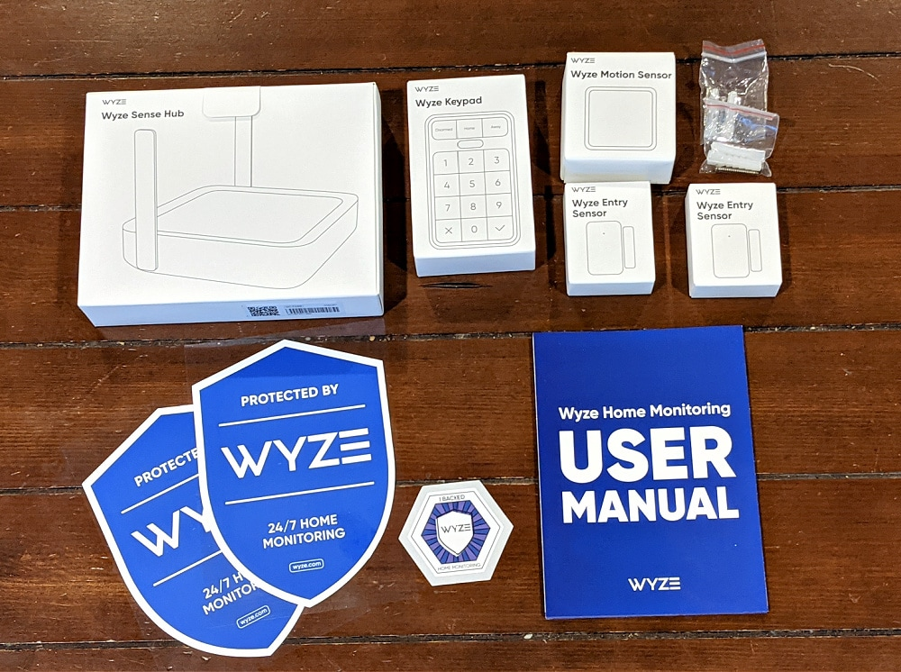 Wyze Core Starter Kit